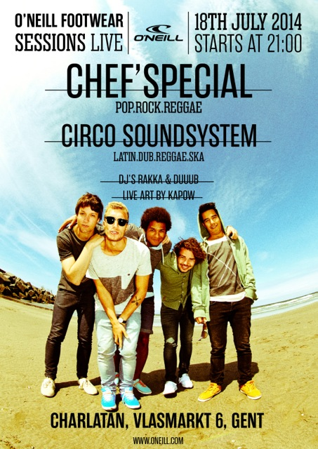 Poster_ONF_ChefSpecial_Gent