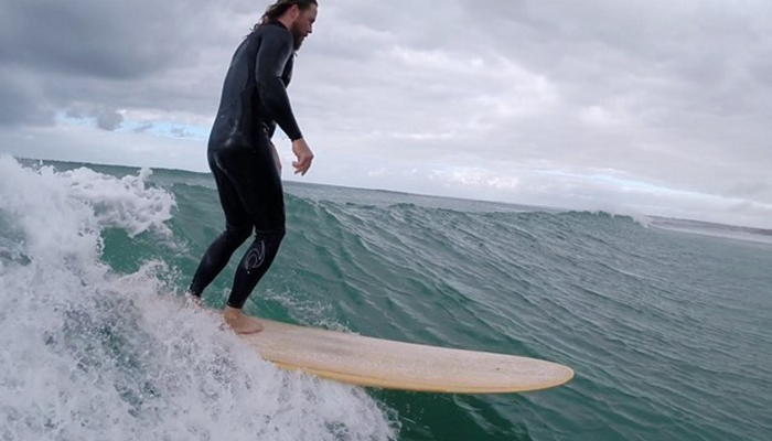 Olaf de Vries o'neill shape of surfen